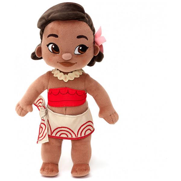Disney Store Gosedjursdocka Vaiana Som Liten Flicka Gosedocka från Disney store