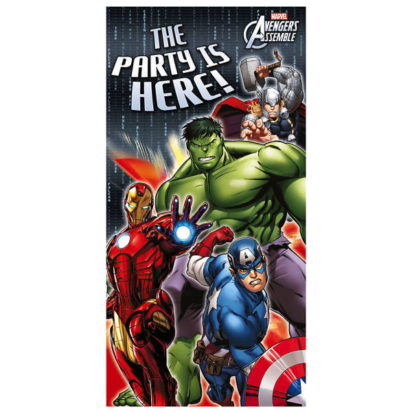 Disney Store Kalas Avengers Dörrbanderoll från Disney store