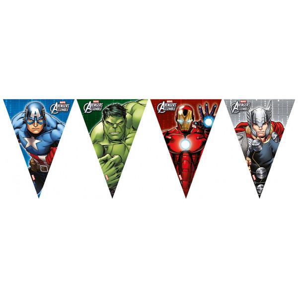 Disney Store Kalas Avengers Flaggspel från Disney store