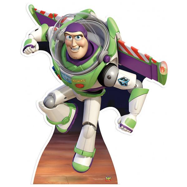 Disney Store Kalas Buzz Kartongfigur från Disney store