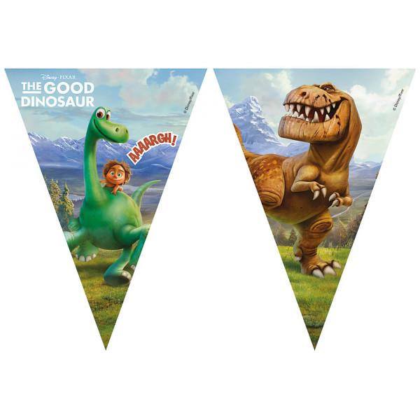 Disney Store Kalas Den Gode Dinosaurien Flaggbanderoll från Disney store