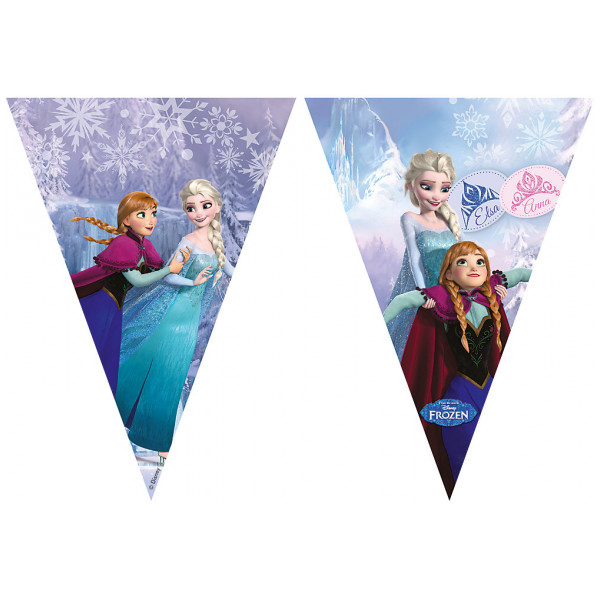 Disney Store Kalas Frost Flaggspel från Disney store