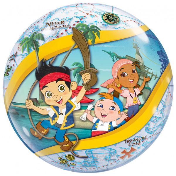 Disney Store Kalas Jake And The Never Land Pirates Bubble Balloon från Disney store