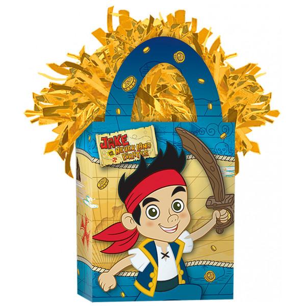 Disney Store Kalas Jake Och Piraterna I Landet Ingenstans Ballongvikt från Disney store