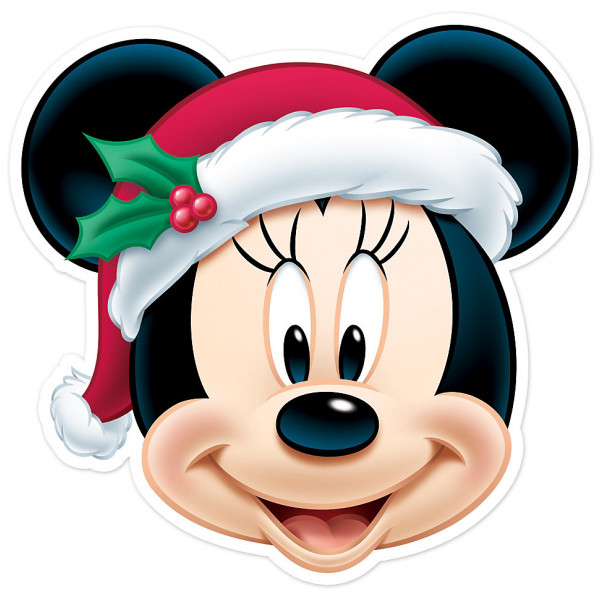 Disney Store Kalas Mimmi Pigg Julmask från Disney store
