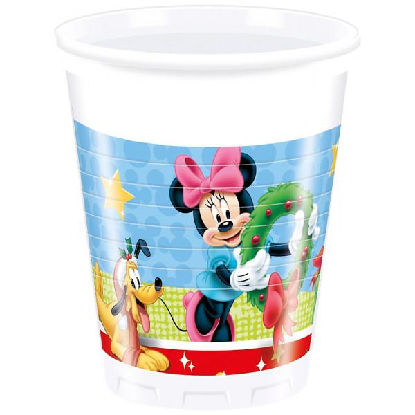 Disney Store Kalas Musse Pigg 8X Julmuggar från Disney store