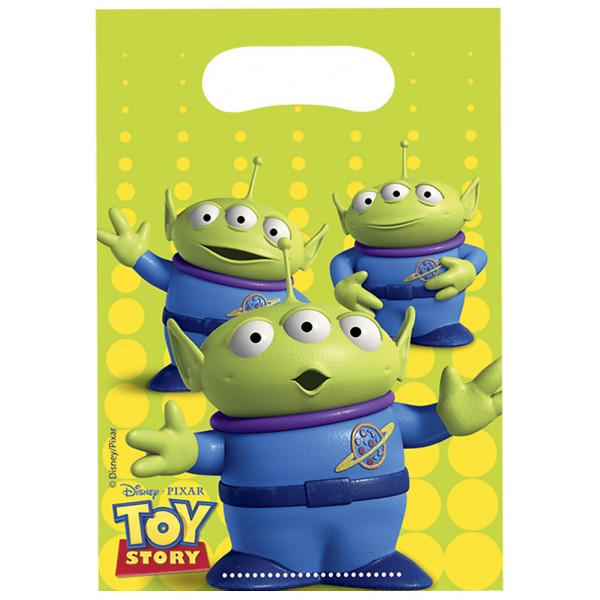 Disney Store Kalas Toy Story Partypåsar Set Med 6 från Disney store