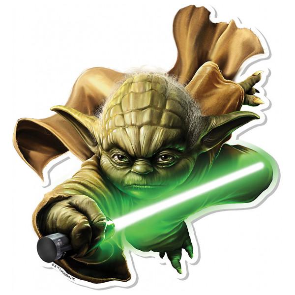 Disney Store Kalas Yoda Kartongfigur från Disney store