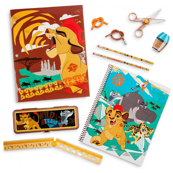 Disney Store Lejonvakten Skrivset från Disney store