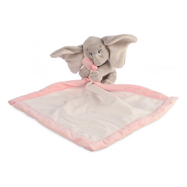 Disney Store Leksak Dumbo Rosa Snuttefilt från Disney store