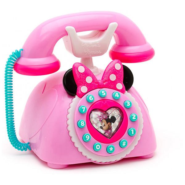 Disney Store Leksak Mimmi Pigg Happy Helpers Leksakstelefon från Disney store