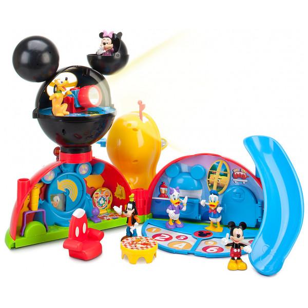 Disney Store Leksak Musses Klubbhus Lekset Och Figurer från Disney store