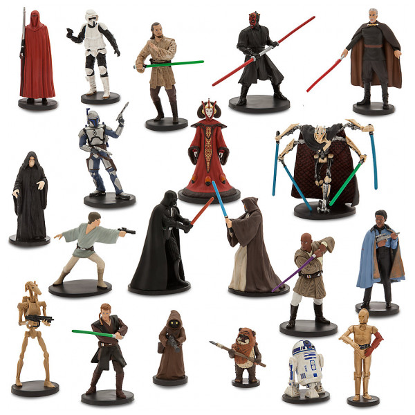 star wars figurer leksaker