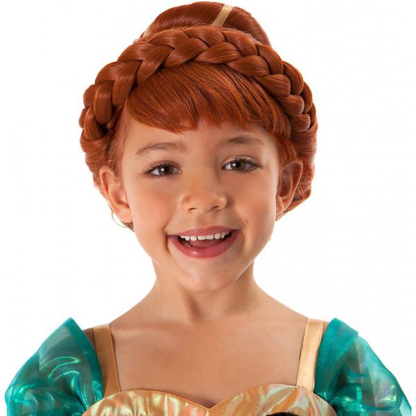 Disney Store Maskerad Anna Maskeradperuk Frost från Disney store