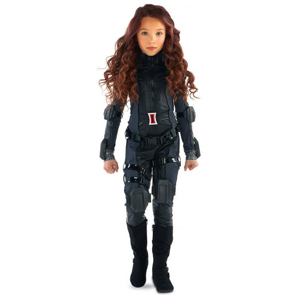 Disney Store Maskerad Black Widow Maskeraddräkt Captain America Civil War  från Disney store ca9470c068825