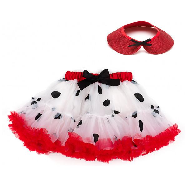Disney Store Maskerad De 101 Dalmatinerna Ballerinakjol För Barn Med Tillbehör från Disney store