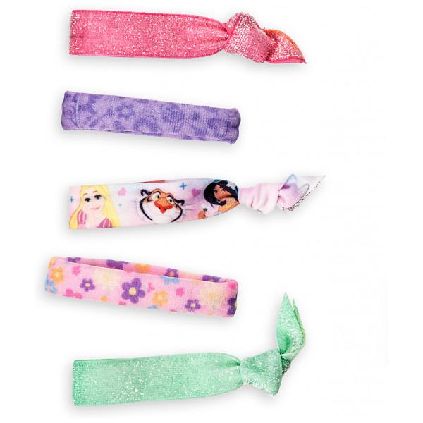 Disney Store Maskerad Disney Prinsessor Set Med Hårsnoddar från Disney store