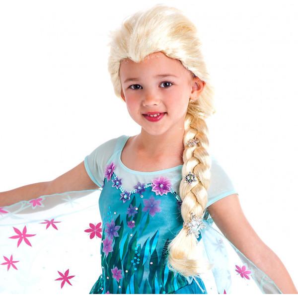 Disney Store Maskerad Elsa Frost Maskeradperuk från Disney store