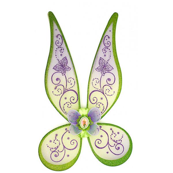 Disney Store Maskerad Fairies Tingeling Upplysta Maskeradvingar från Disney store