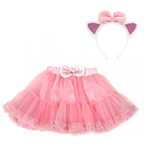 Disney Store Maskerad Marie Ballerinakjol För Barn Med Tillbehör Aristocats från Disney store
