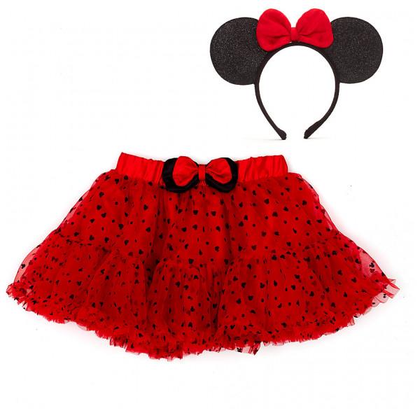 Disney Store Maskerad Mimmi Pigg Ballerinakjol För Barn Med Tillbehör från Disney store