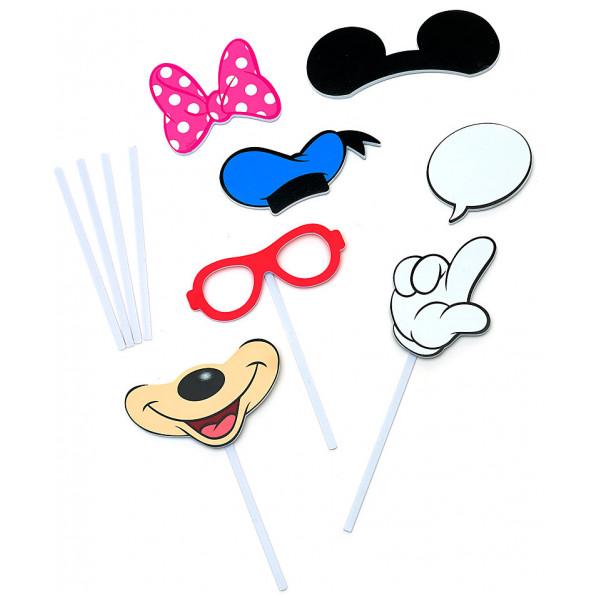 Disney Store Maskerad Musse Och Mimmi Fotorekvisita från Disney store