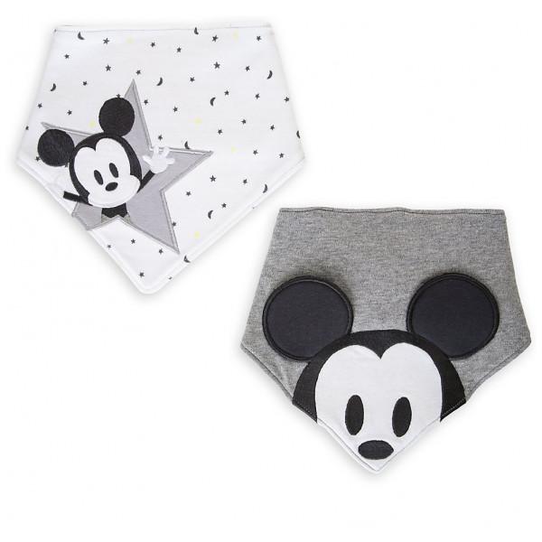 Disney Store Maskerad Musse Pigg Näsdukshaklappar Set Med 2 från Disney store