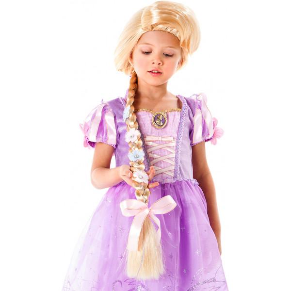 Disney Store Maskerad Rapunzel Maskeradperuk från Disney store