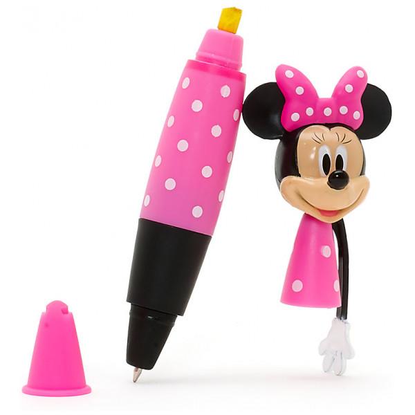 Disney Store Mimmi Pigg 2-I-1-Penna Och Överstrykningspenna från Disney store