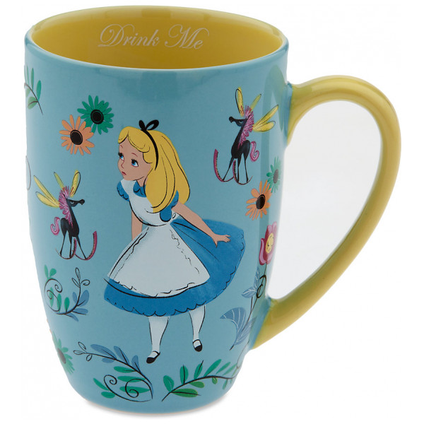 Disney Store Mugg Alice I Underlandet Klassisk från Disney store