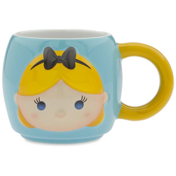 Disney Store Mugg Alice Tsum Figurmugg Alice I Underlandet från Disney store
