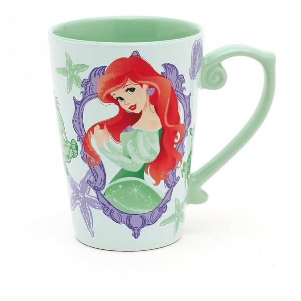 Disney Store Mugg Ariel Prinsessmugg från Disney store