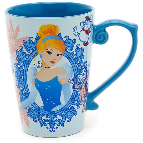 Disney Store Mugg Askungen Prinsessmugg från Disney store