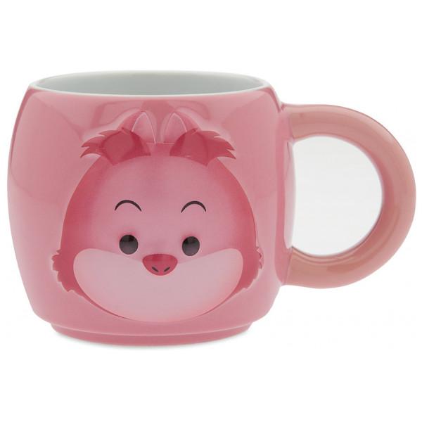 Disney Store Mugg Cheshirekatten Tsum Figurmugg Alice I Underlandet från Disney store