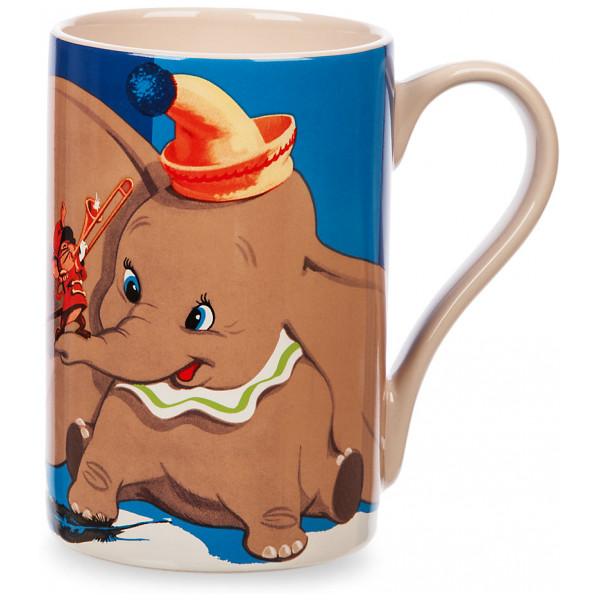 Disney Store Mugg Dumbo Och Timothy Med Vinylomslagskonst från Disney store