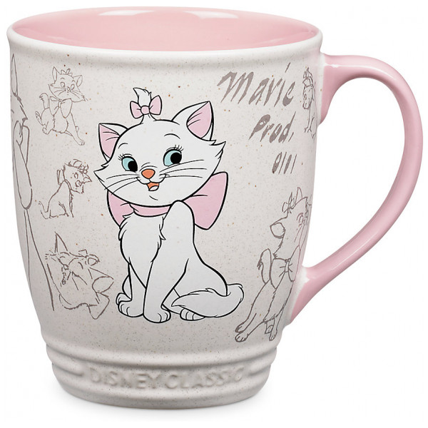 Disney Store Mugg Marie Animation Collection från Disney store