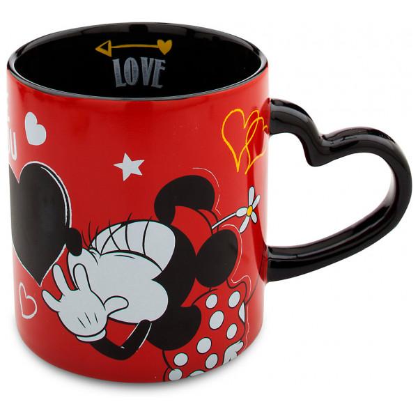 Disney Store Mugg Mimmi Pigg Love från Disney store