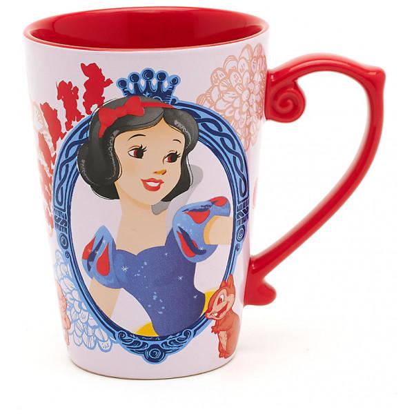Disney Store Mugg Snövit Prinsessmugg från Disney store