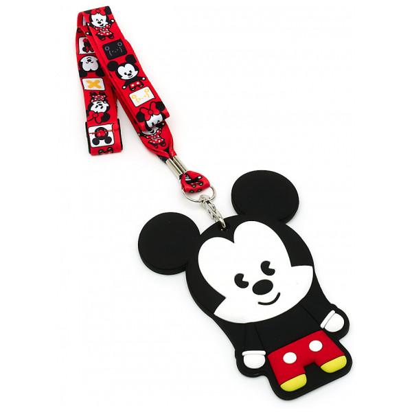 Disney Store Musse Och Mimmi Mxyz Nyckelband från Disney store