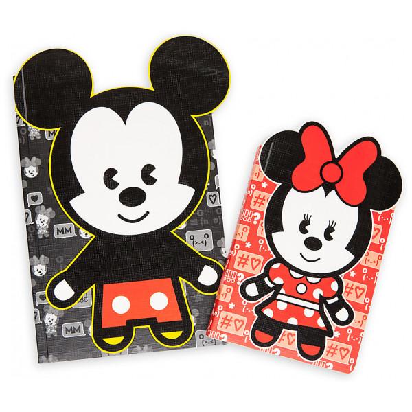 Disney Store Musse Och Mimmi Myxz Dagböcker 2-Pack från Disney store