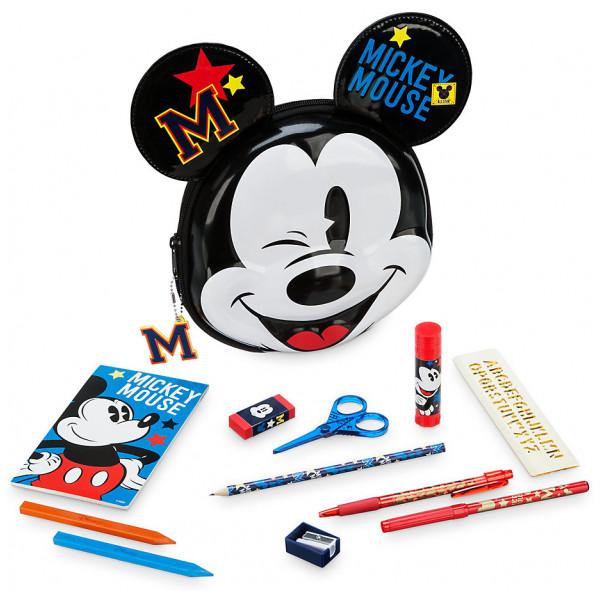 Disney Store Musse Pigg Pennfodral Med Pennor från Disney store