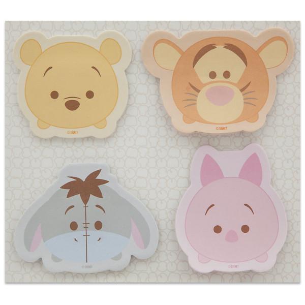 Disney Store Nalle Puh Och Hans Vänner Tsum Tsum-Fästisar från Disney store