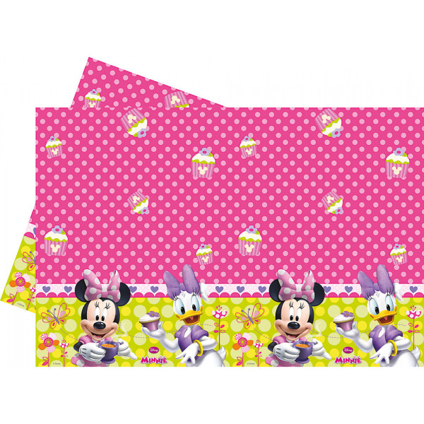 Disney Store Partyduka Mimmi Pigg Bordsduk från Disney store
