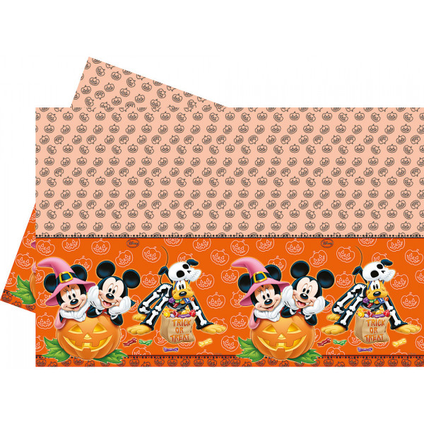 Disney Store Partyduka Musse Och Mimmi Pigg Halloween Bordsduk från Disney store