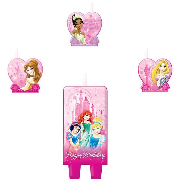 Disney Store Partydukning Disney Prinsessor Födelsedagsljus från Disney store