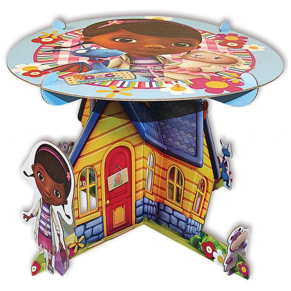 Disney Store Partydukning Doktor Mcstuffins Tårtställ från Disney store