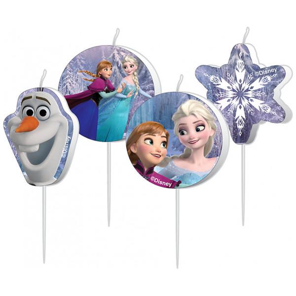 Disney Store Partydukning Frost Födelsedagsljus från Disney store