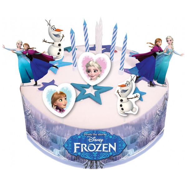 Disney Store Partydukning Frost Tårtdekorationer från Disney store