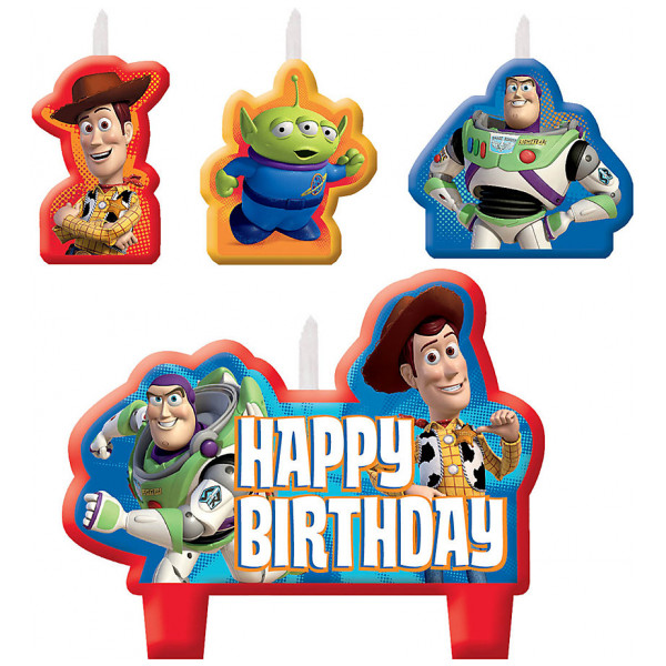 Disney Store Partydukning Toy Story Ljus från Disney store