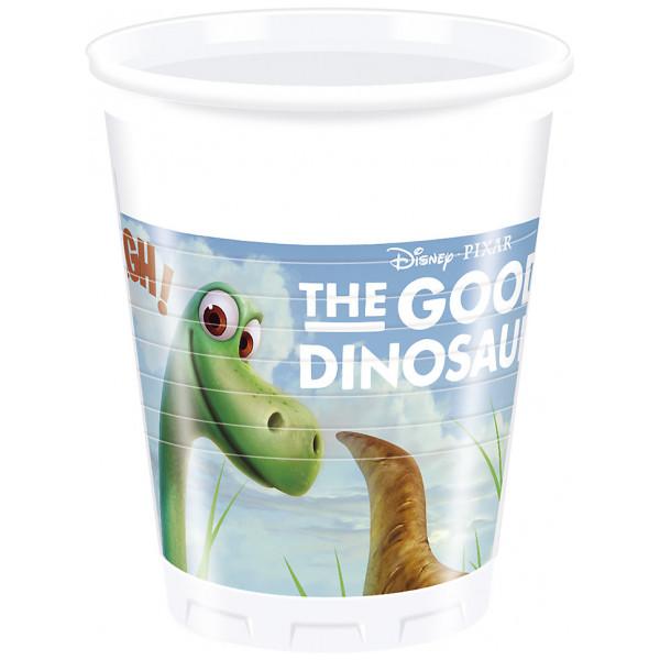 Disney Store Partymugg Den Gode Dinosaurien 8X Partymuggar från Disney store